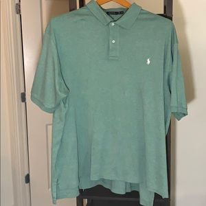 POLO Ralph Lauren Short Sleeve Green Polo 3XB